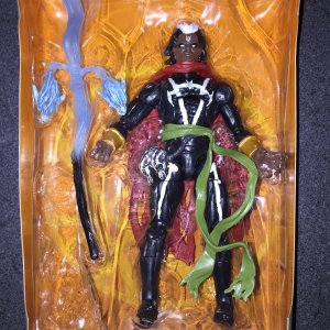 Marvel Legends Hasbro Brother Voodoo Action Figure Loose